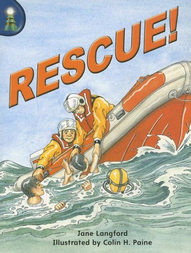 9780757819735: Rigby Lighthouse: Individual Student Edition (Levels J-M) Rescue!