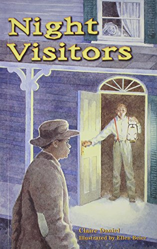 9780757820328: Rigby Literacy: Leveled Reader Grade 4 Night Visitors