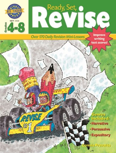 9780757821035: Rigby Best Teacher's Press: Reproducible Ready, Set, Revise