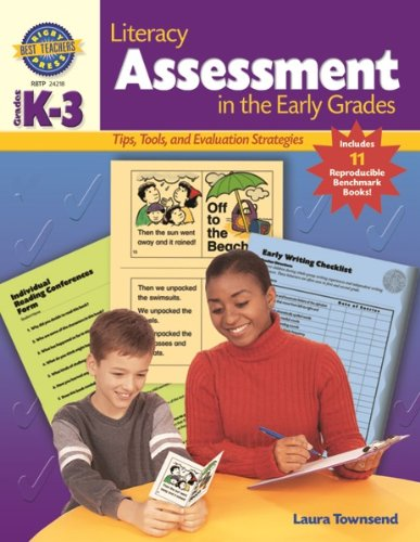 9780757824210: Rigby Best Teacher's Press: Reproducible Grades K-3 Literacy Assessment in the Early Grades