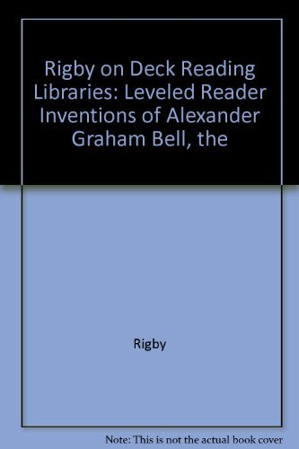 Rigby On Deck Reading Libraries: Leveled Reader: RIGBY