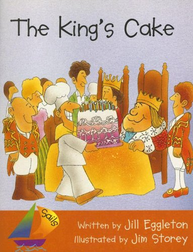 9780757825422: The King's Cake (Sails: Emergent)