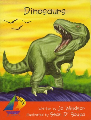 9780757829130: Rigby Sails Early: Leveled Reader 6pk Red Dinosaurs