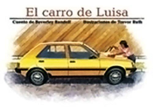 9780757830167: Rigby PM Coleccion: Leveled Reader 6pk (Levels 9-11) El Carro de Luisa (Jane's Car) (Spanish PM)