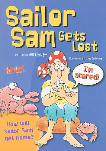 9780757839658: Rigby Sails Sailing Solo: Leveled Reader Sailor Sam Gets Lost