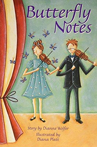 Butterfly Notes: Wolfer, Dianne (Diana Platt, illus.)