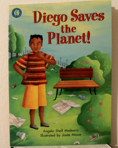 9780757842122: Rigby On Our Way to English: Big Book Grade 3 Diego Saves the Planet!