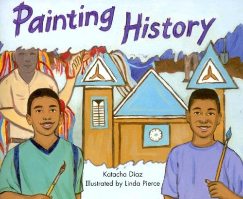 Painting History (On Our Way to English) (9780757842412) by Katacha Diaz