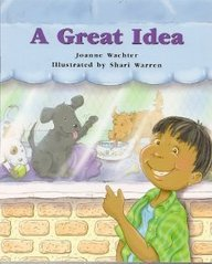 A Great Idea (On Our Way to English, Level I): Joanne Wachter