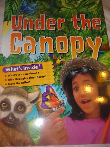 Rigby On Our Way to English: Big Book Grade 4 Under the Canopy: RIGBY