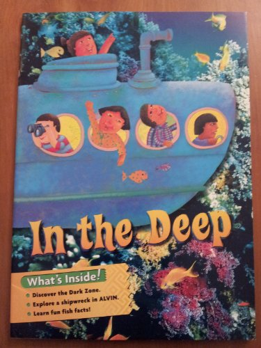 Rigby On Our Way to English: Big Book Grade 5 In the Deep: RIGBY