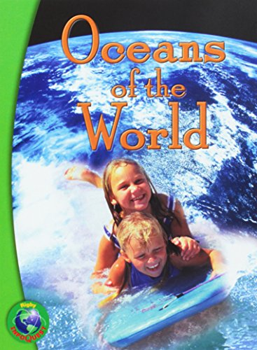 9780757857164: Rigby InfoQuest: Leveled Reader Oceans of the World