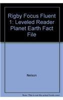 Rigby Focus Fluent 1: Leveled Reader Planet: RIGBY