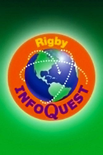Rigby Infoquest: Leveled Reader Eye on the Ball: Rigby