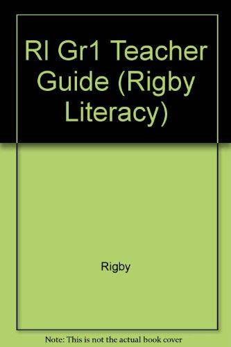 9780757877179: Rigby Literacy: Teacher's Guide Grade 1 2003