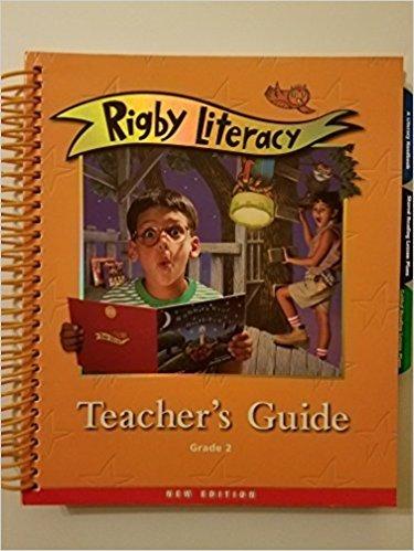 9780757877186: Rigby Literacy: Teacher's Guide Grade 2 2003