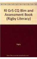 9780757877216: Comprehension Quarterly, Grade 5: Blackline Master Practice and Assessment Book CQ5 (Rigby Literacy)
