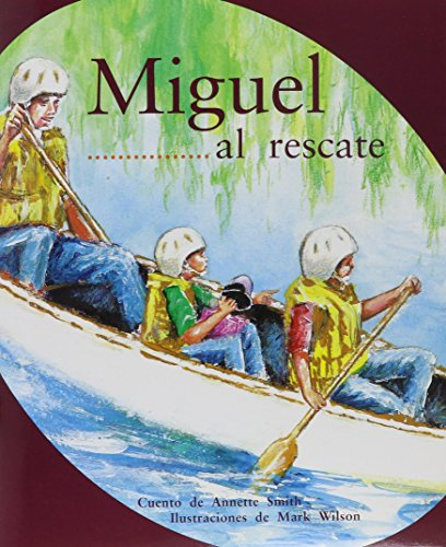 9780757882654: Rigby PM Coleccion: Individual Student Edition anaranjado (orange) Miguel al rescate (Mitch to the Rescue) (Spanish Edition)