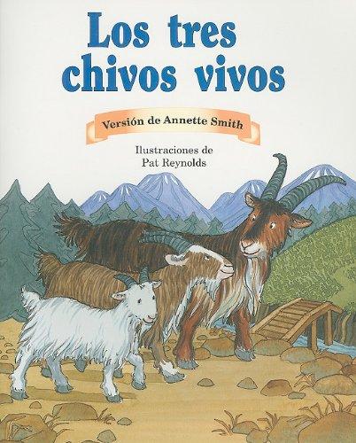 9780757882784: Rigby PM Coleccion: Individual Student Edition anaranjado (orange) Los tres chivos vivos (The Three Billy Goats Gruff) (Spanish Edition)