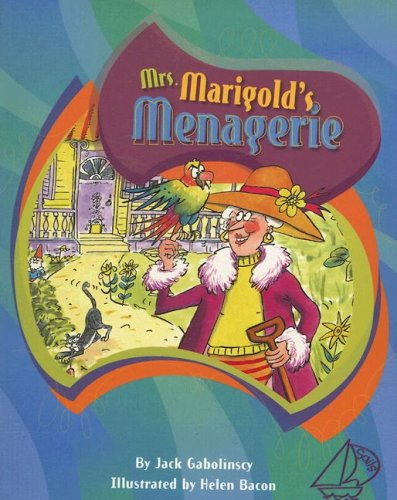 Rigby Sails: Leveled Reader Mrs. Marigold's Menagerie: RIGBY