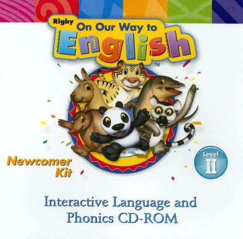 9780757891984: On Our Way to English Interactive Language and Phonics CD-ROM: Newcomer Kit Level II