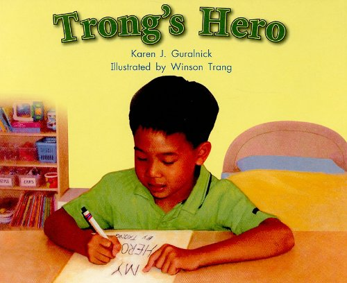 9780757898174: Trong's Hero, Fiction Grade 3: Level H (Instep Readers)