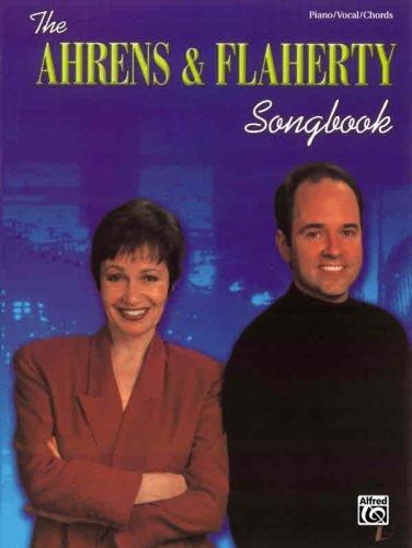 The Ahrens & Flaherty Songbook: Piano/Vocal/Chords Sheet Music: Ahrens, Lynn; ...