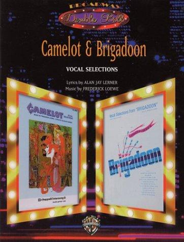 9780757900938: Camelot & Brigadoon (Broadway Double Bill)