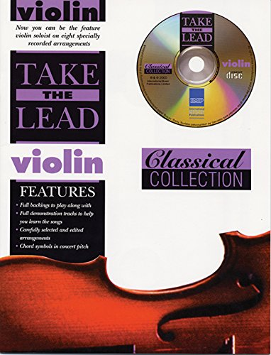 9780757901515: Take the Lead Classical Collection: Violin, Book & CD