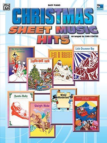 9780757901584: Christmas Sheet Music Hits