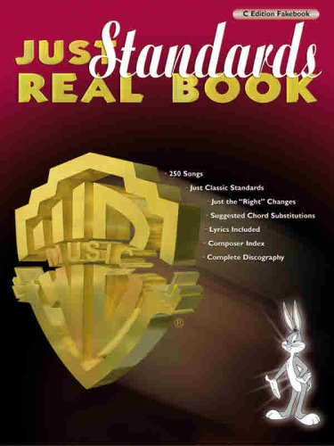 9780757901614: Just Standards Real Book C Instruments