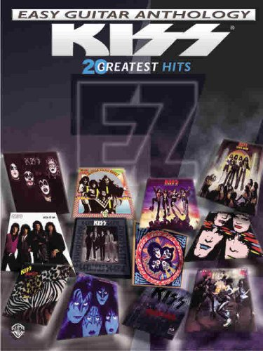 9780757901799: Kiss: Easy Guitar Anthology