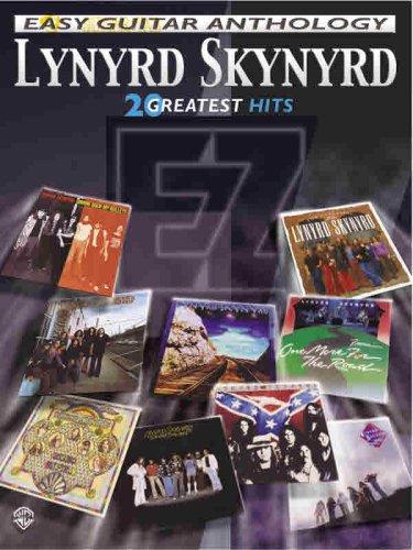 Lynyrd Skynyrd -- Easy Guitar Anthology: 20: Skynyrd, Lynyrd