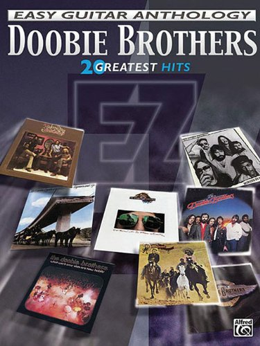 9780757901836: The Doobie Brothers - Easy Guitar Anthology: 20 Greatest Hits (Easy (EZ) Guitar Anthology)