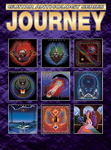 9780757901881: Journey -- Guitar Anthology: Authentic Guitar TAB (Guitar Anthology Series)