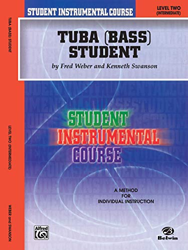 9780757902161: Student Instrumental Course Tuba Student: Level II