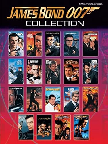 9780757902185: James Bond 007 Collection: Piano/Vocal/Chords