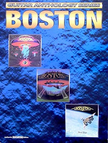 Download Boston -- Guitar Anthology: Authentic Guitar TAB (Guitar Anthology Series)