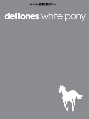 9780757902642: Deftones -- White Pony: Authentic Guitar TAB