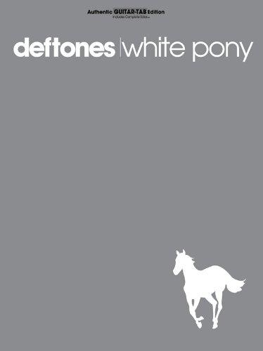 9780757902642: Deftones -- White Pony: Authentic Guitar TAB