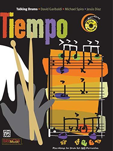 9780757902703: Tiempo: Book & 2 CDs (Bass)