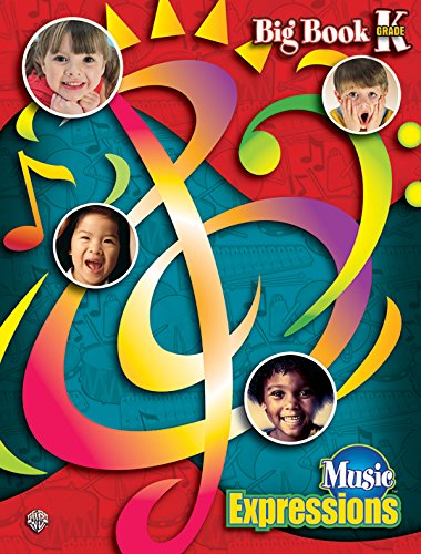 9780757903175: Music Expressions Kindergarten: Big Book, Oversized Book (Expressions Music Curriculum(tm))
