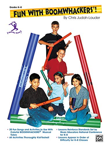 9780757903243: Fun With Boomwhackers!
