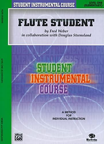 9780757904127: Student Instrumental Course Flute Student: Level I