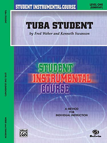 9780757904165: Student Instrumental Course Tuba Student: Level I