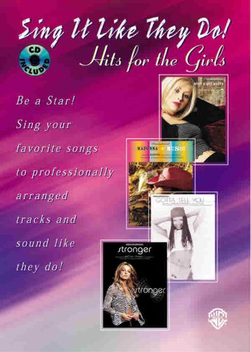 9780757904295: Sing It Like They Do! Hits for the Girls (Book & CD)