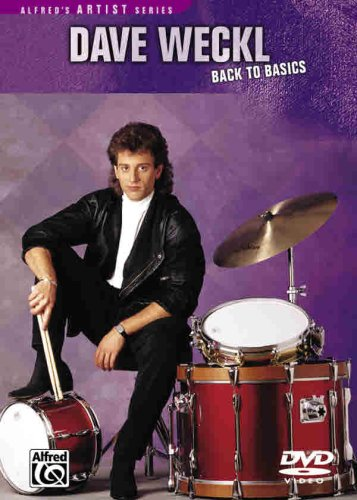 9780757904738: Dave Weckl: Back to Basics [Alemania] [DVD]
