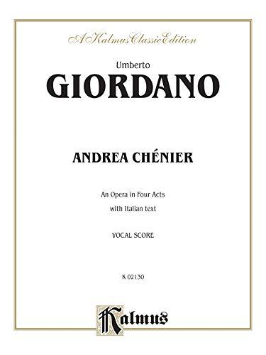 9780757905049: Andrea Chenier