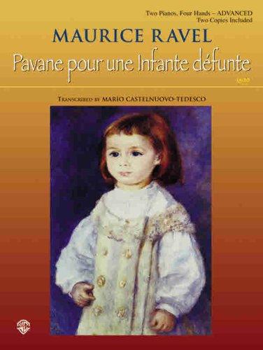 9780757905124: Pavane Pour Une Infante Defunte