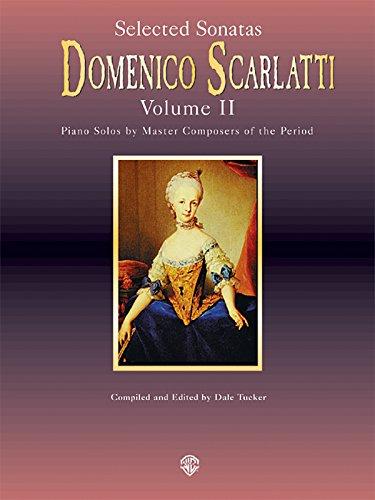 9780757905612: Selected Sonatas, Vol 2 (Belwin Edition: Piano Masters Series)